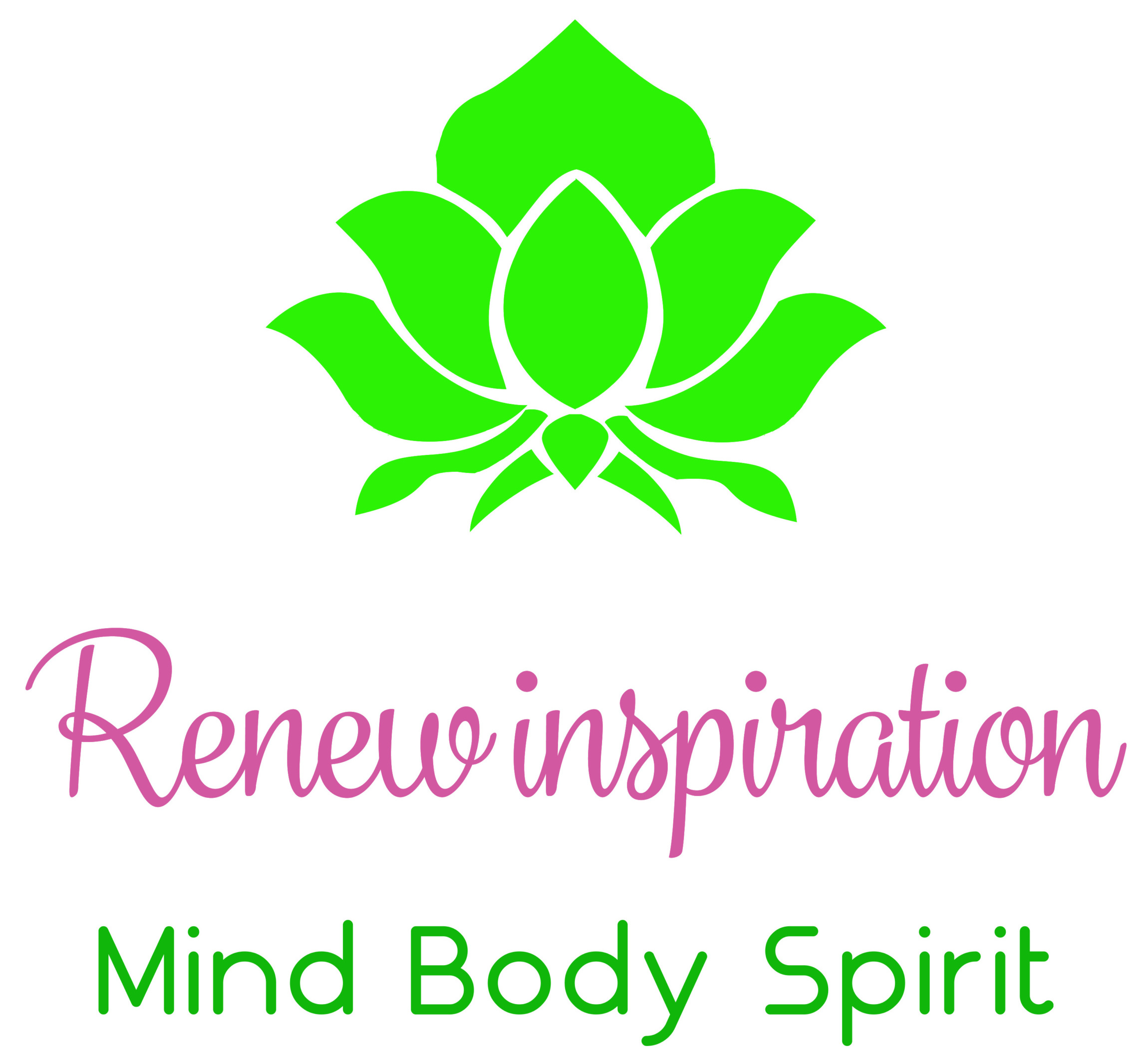 Renew Inspiration Mind Body Spirit